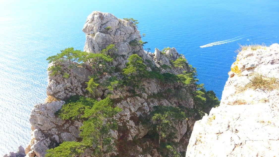 Затерянный мир мыса Айя. Крымские горы