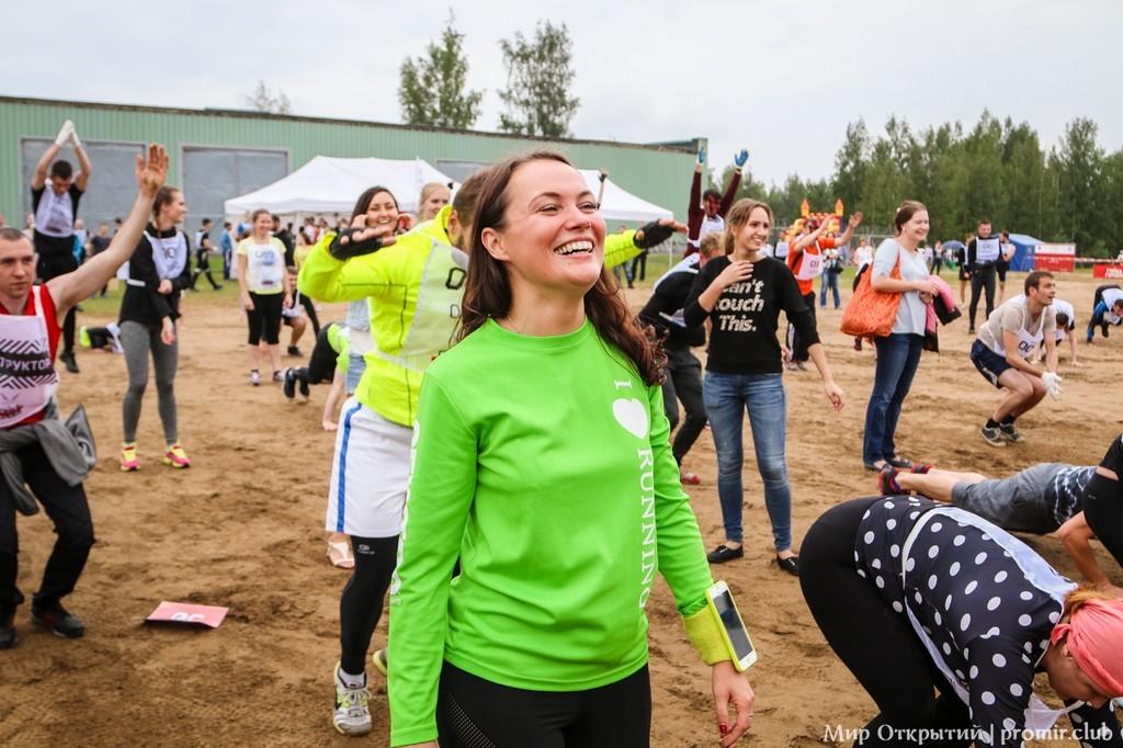 Гонка Героев 2016 в Санкт-Петербурге