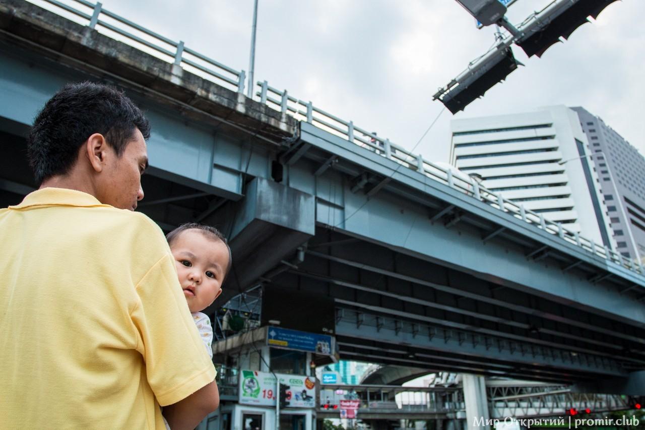 Люди в городе, Бангкок
