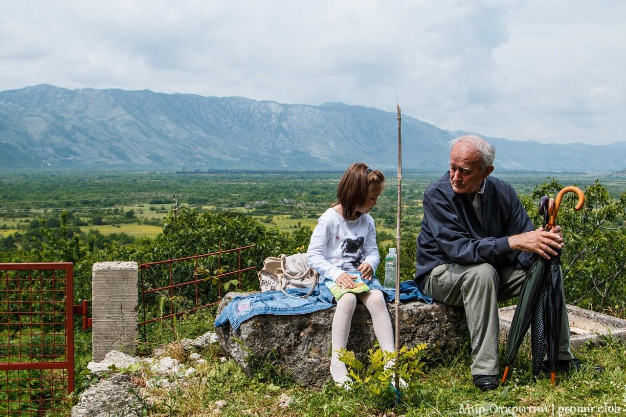На празднике в Республике Сербской, Босния и Герцеговина