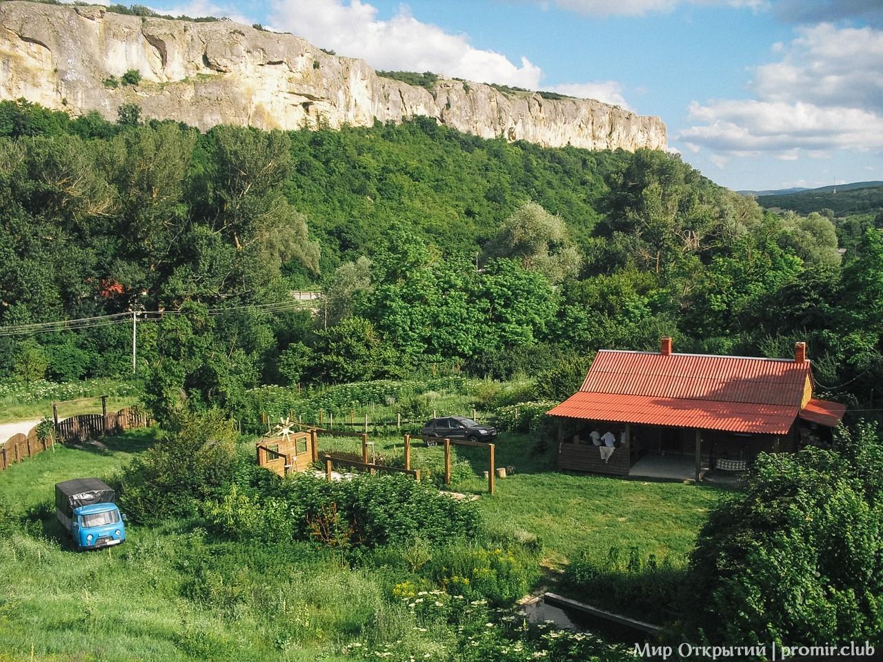 Усадьба Баксан, село Межгорье
