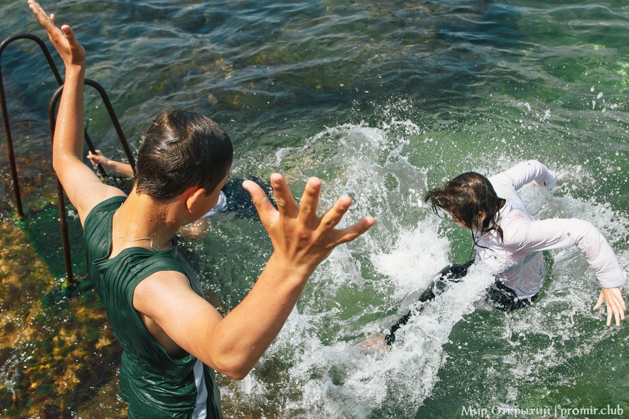 Водные забавы, Севастополь