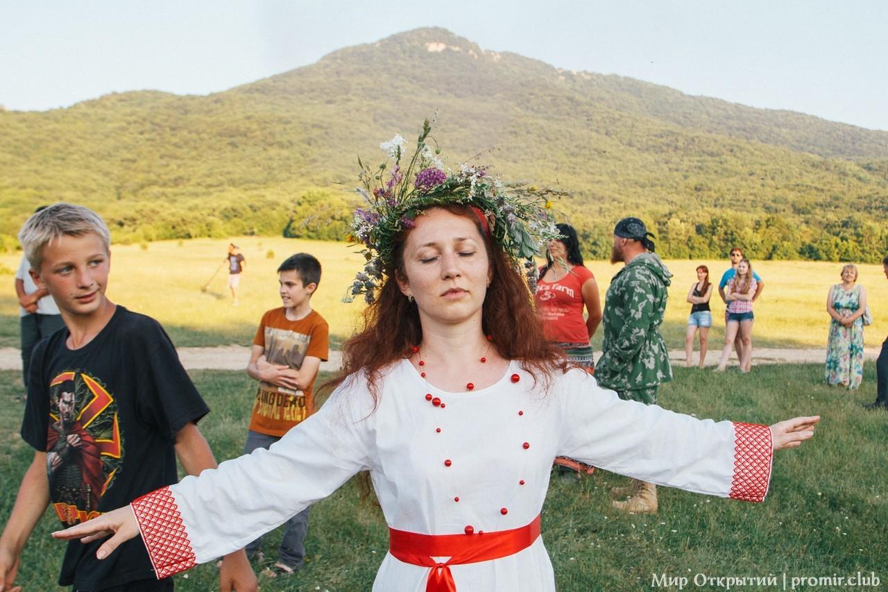 Праздник «Купальские огни», Байдарская долина