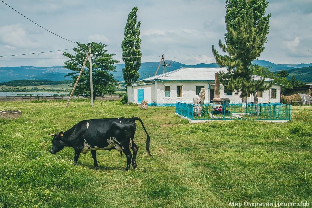 Менгиры в Родниковом, Байдарская долина