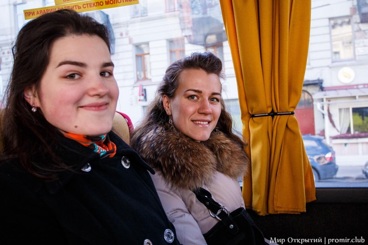 Участники тренинга в пути к неизведанной цели, Санкт-Петербург