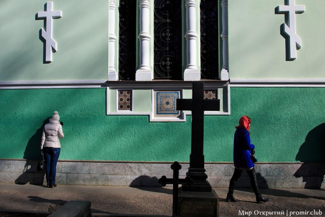 Часовня Святой Блаженной Ксении Петербургской, Санкт-Петербург