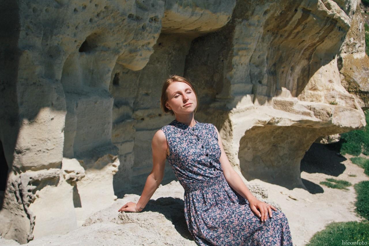 Пещерный город Чуфут-Кале, Бахчисарай, Крым