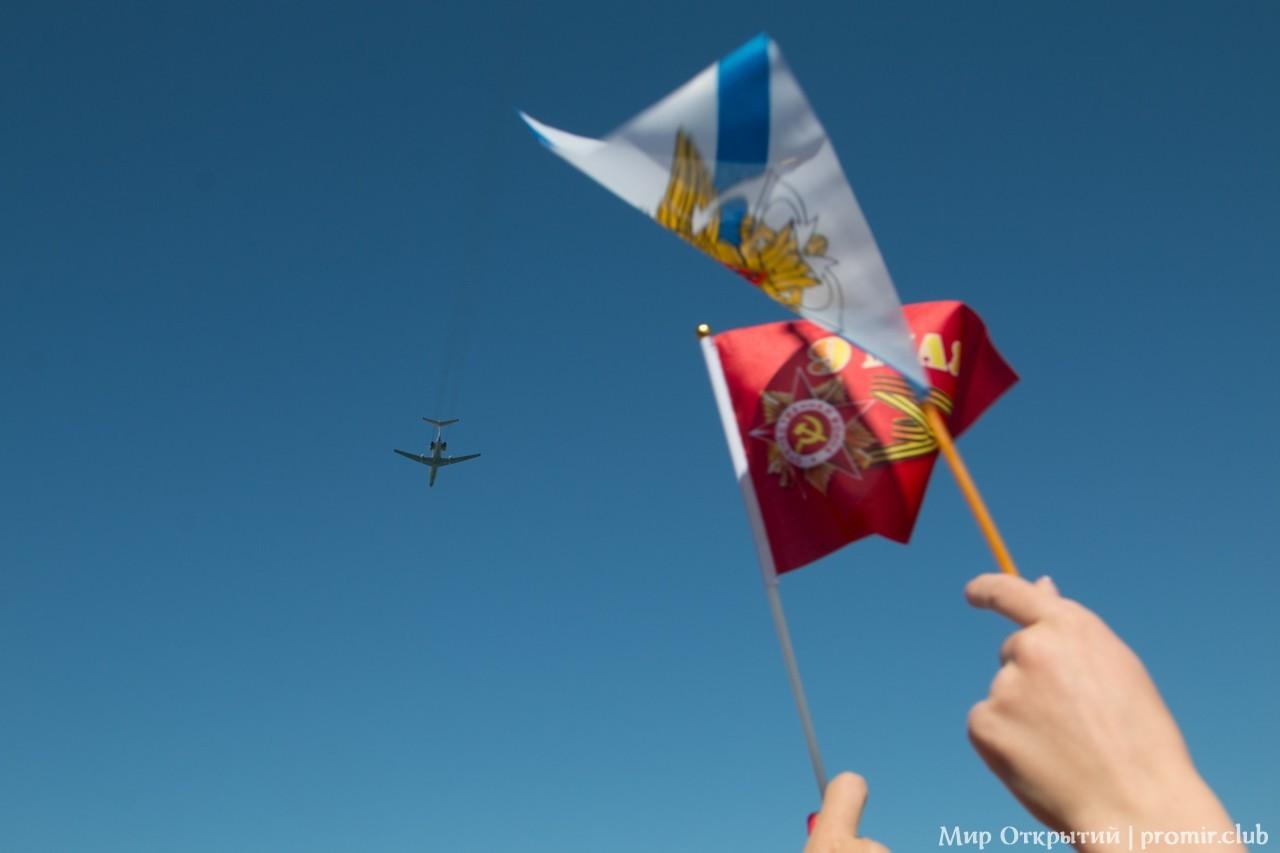 Парад Победы, Севастополь