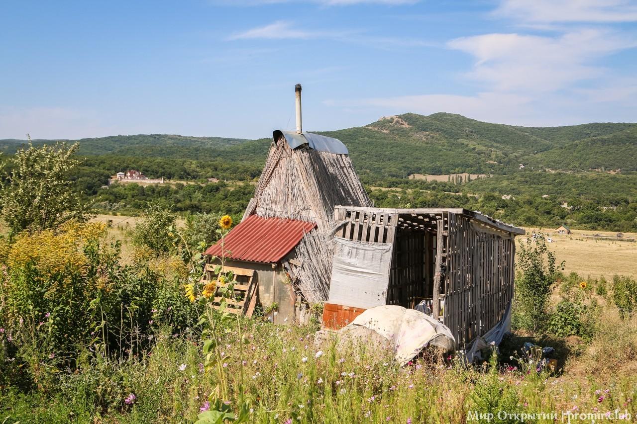 Родовое поселение, Краснолесье