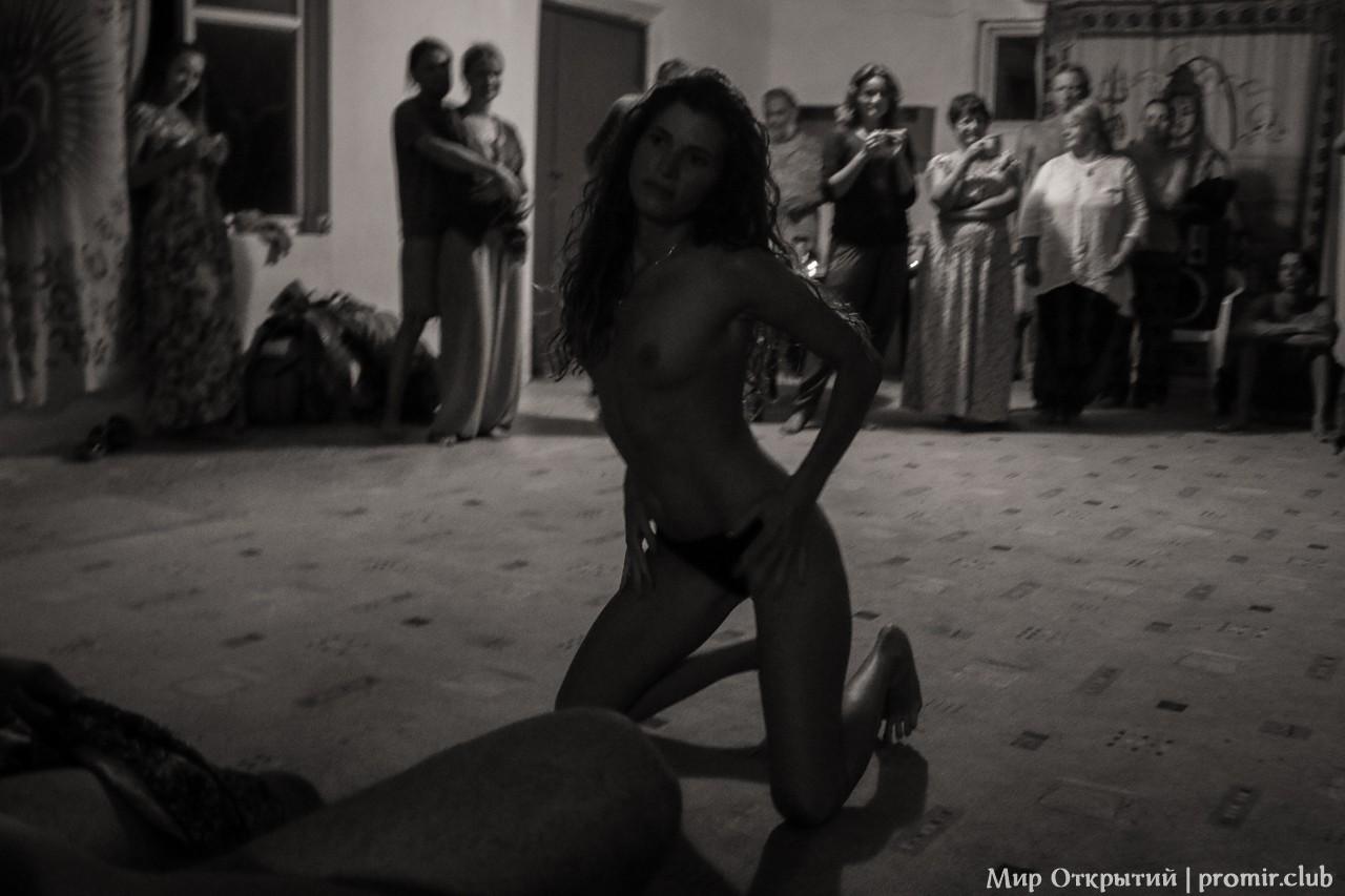 Масала-вечеринка, берег Азовского моря