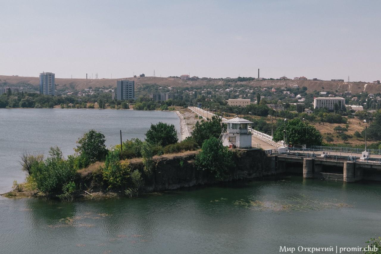 Водохранилище, Симферополь