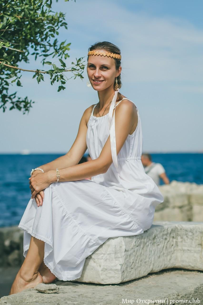 Участница семинара, Севастополь