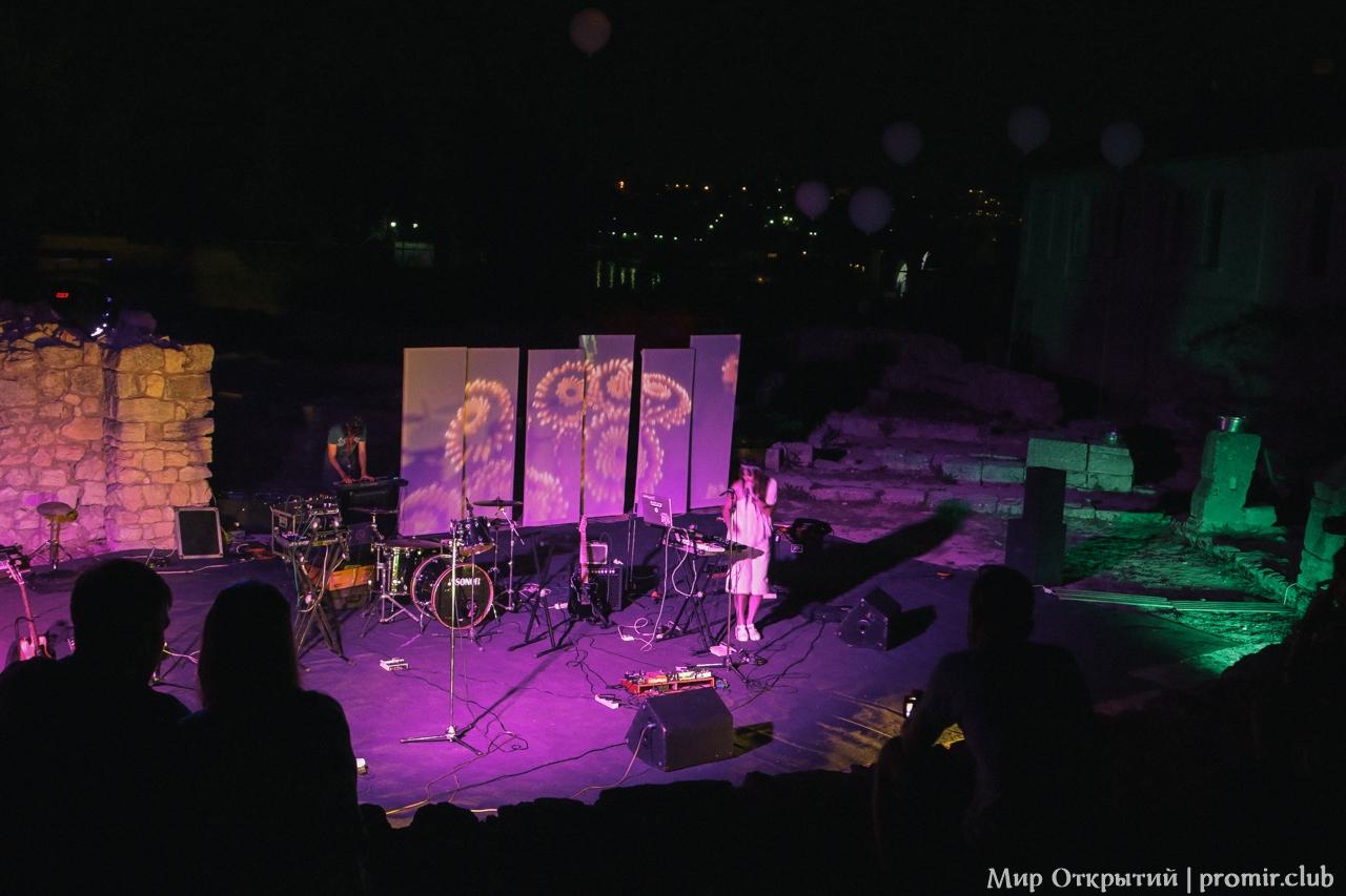 Концерт в Херсонесе, Севастополь