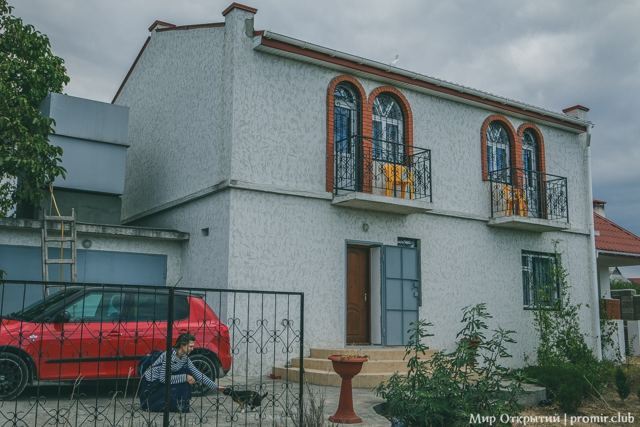 Гостевой дом, Мыс Фиолент