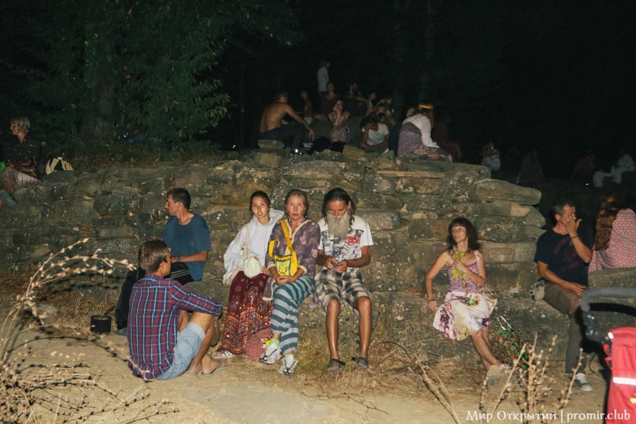 Ожидание у дольменов, Краснодарский край