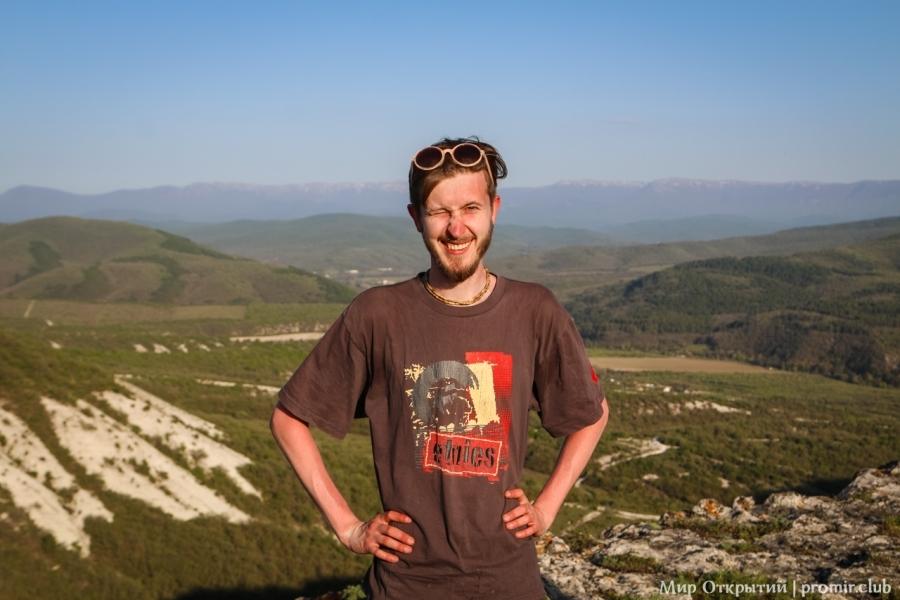 Весеннее путешествие по Крыму