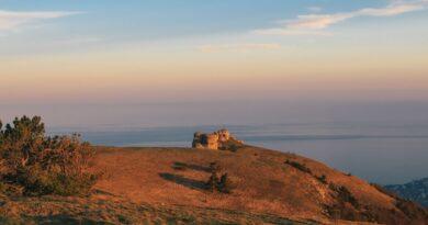 Весеннее Путешествие по Крыму 2021
